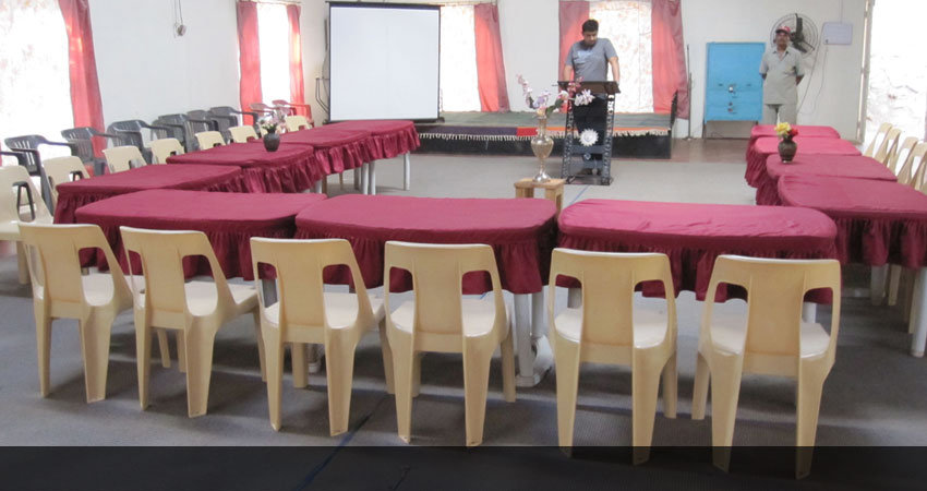 Conference Hall - Mitra