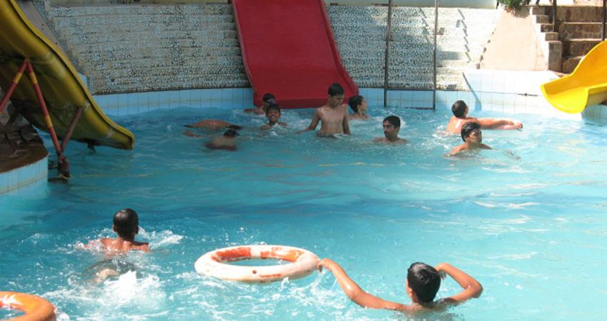 Swiming Tank